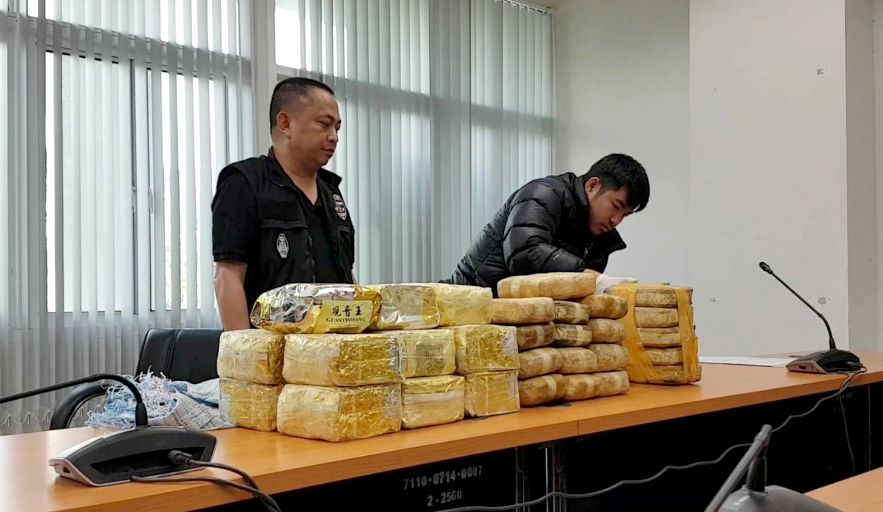 Chiang Mai sting lands family of smugglers in custody | The Thaiger