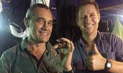 Thai cave rescuers announced as the Australians of the Year 2019   The Thaiger