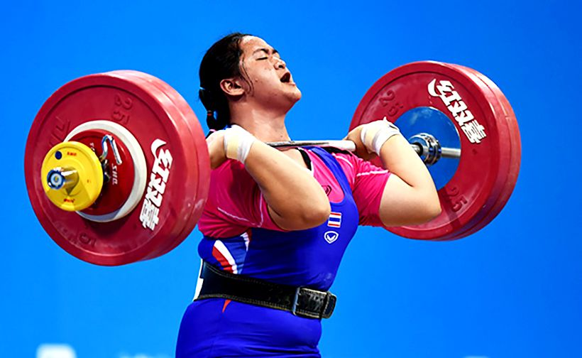 Six Thai weightlifters test positive for doping | The Thaiger
