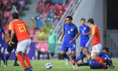 China edges Thailand out of Asian Cup after penalties | The Thaiger