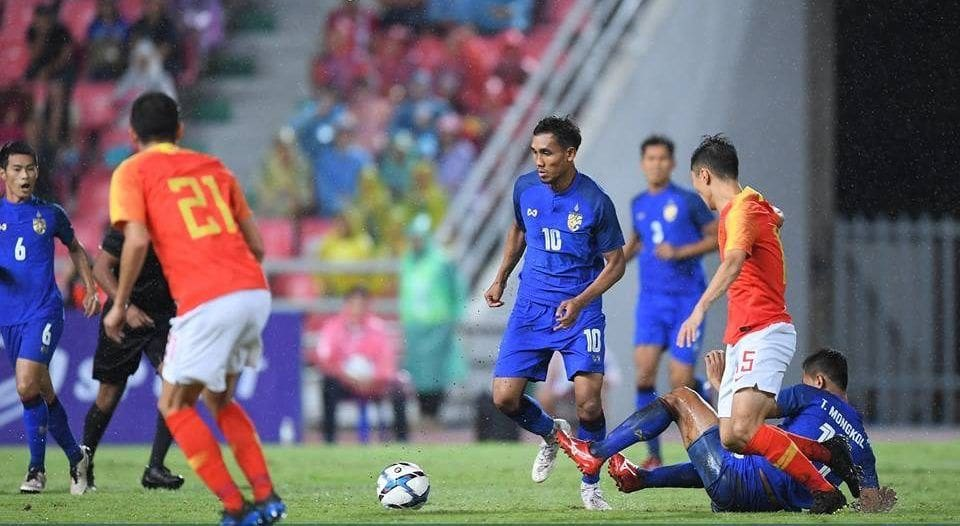 China edges Thailand out of Asian Cup after penalties   The Thaiger