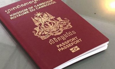 Cambodian diplomatic passports issued to foreigners to be annulled | The Thaiger