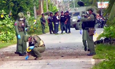 Students huddle under desks in Narathiwat as insurgents fight with soldiers | The Thaiger