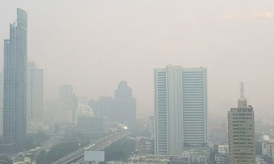 Bangkok Air Quality: BKK Governor calls for help as PM2.5 smog continues | The Thaiger