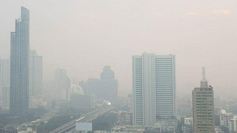 Bangkok Air Quality: BKK Governor calls for help as PM2.5 smog continues | The Thaiger