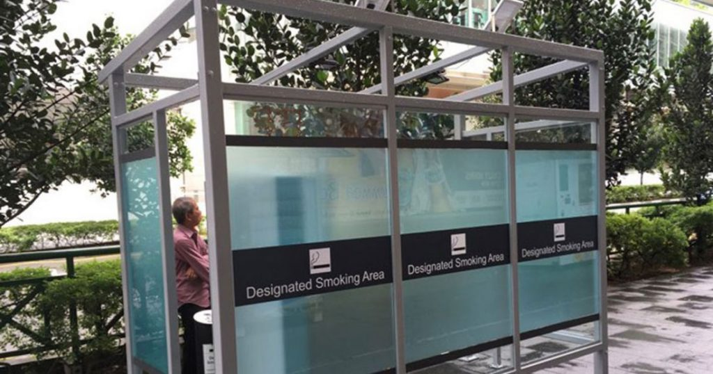 Orchard road bans smoking | News by The Thaiger