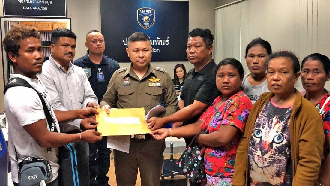 Rawai villagers caught up in romance scams | News by The Thaiger