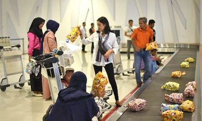 Lion Air passengers get a New Year surprise at Sepinggan Airport | The Thaiger