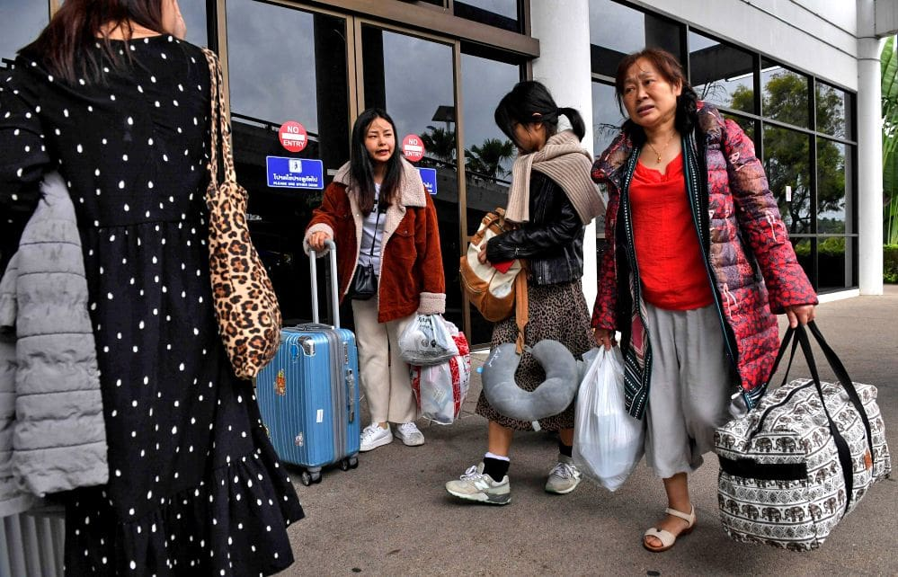 Pabuk: 'War room' set up to help tourists | News by Thaiger