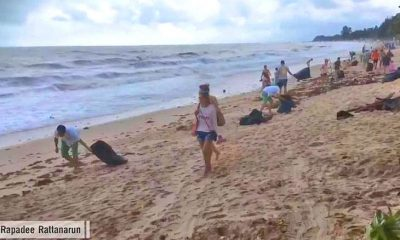 Foreigners rolling up sleeves to clear rubbish from Samui beaches | The Thaiger