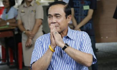 Prayut says he's still waiting for an invitation to join a party for the election | The Thaiger
