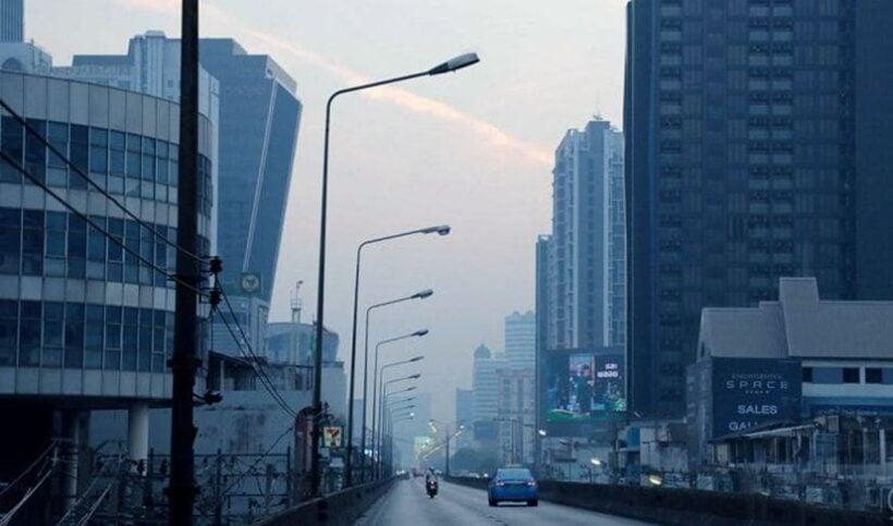 Bangkok's air-pollution alarming, rain-making being considered | The Thaiger