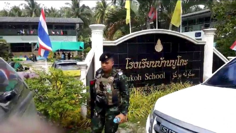 Southern insurgents gun down four Pattani defence volunteers | News by Thaiger