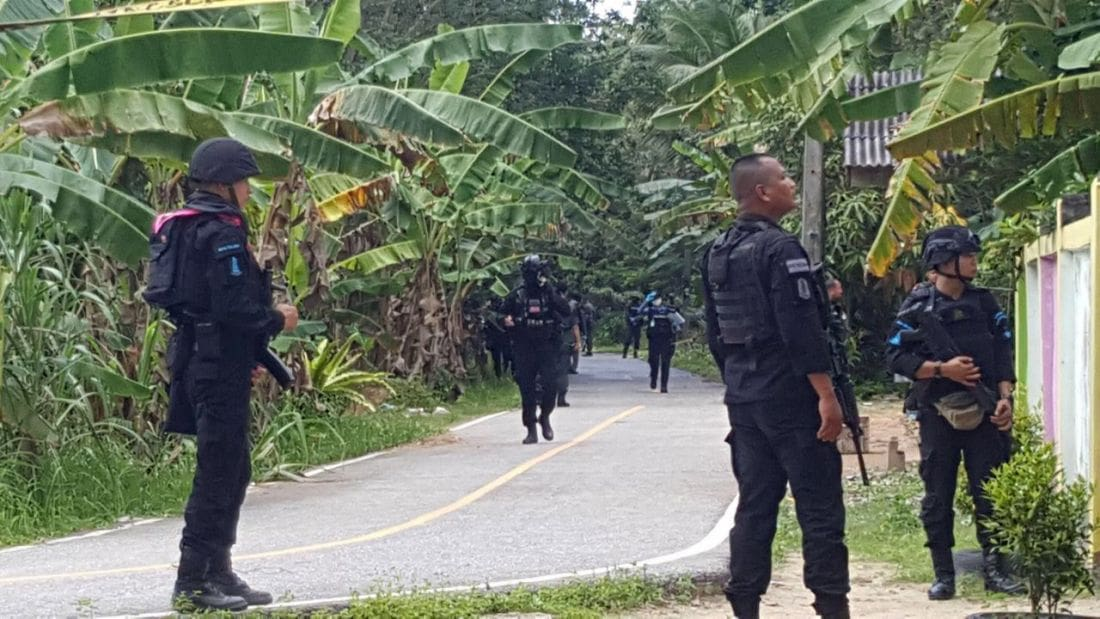 Southern insurgents gun down four Pattani defence volunteers | The Thaiger