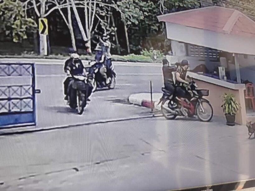 Policeman murdered in brazen Pattani 'drive by'   The Thaiger