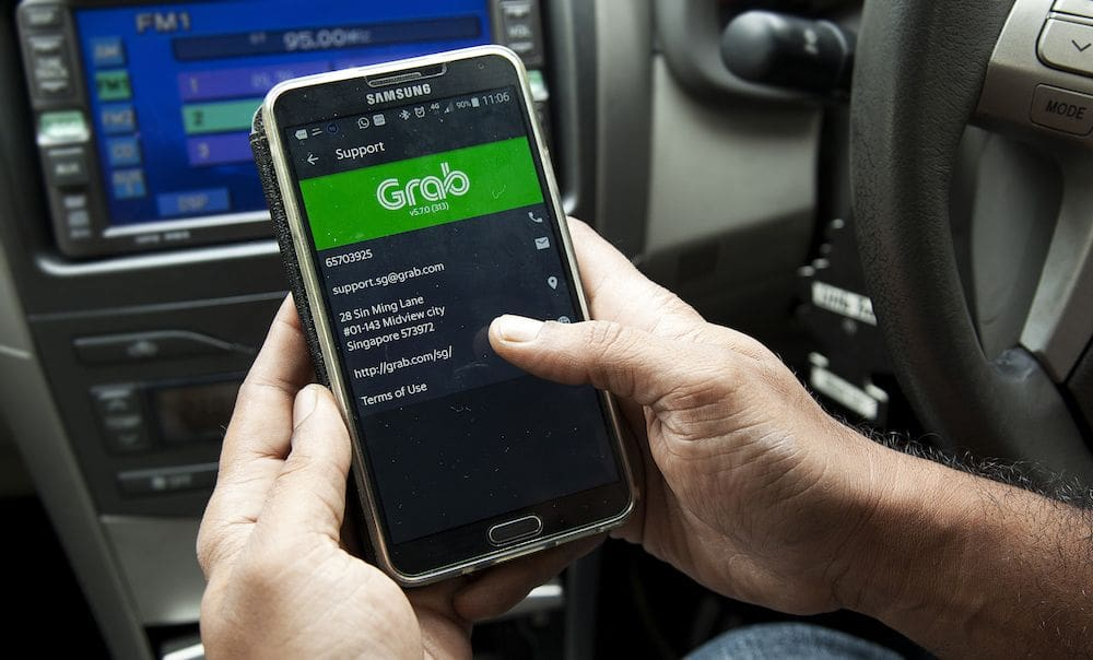 Thailand's Central Group planning to invest $200 million in Grab   The Thaiger
