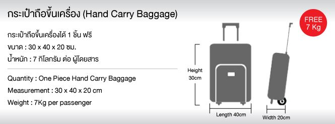 Thai Lion Air brings in new luggage restrictions *Thaiger Bites | News by The Thaiger