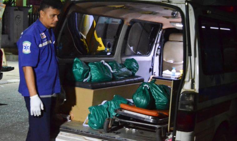 ปีใหม่เลือด เขยคลั่งกราดยิงดับยกครัว 7 ศพ เด็กก็ไม่เว้น   News by The Thaiger