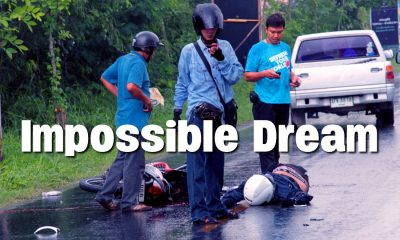 Halving Thailand's road toll by 2020 – The impossible dream | The Thaiger