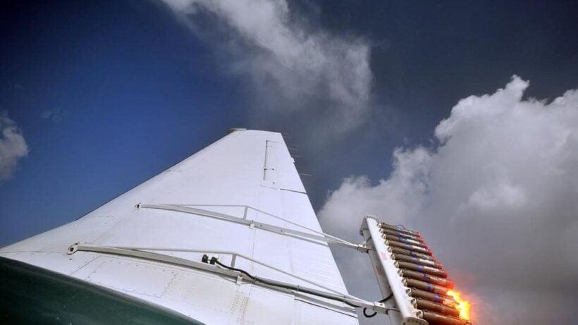 Cloud seeding: Making fake rain in Bangkok   The Thaiger