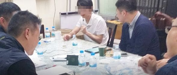 จับคนหั่นศพหนุ่มเกาหลียัดถุงดำ – สารภาพไม่ทำจะโดนฆ่า   The Thaiger