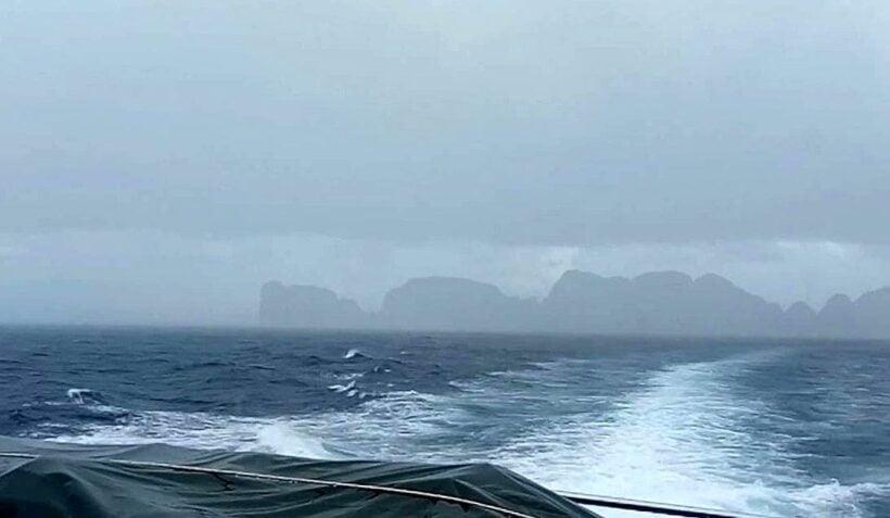 Pabuk: Koh Phi Phi travellers stranded | The Thaiger