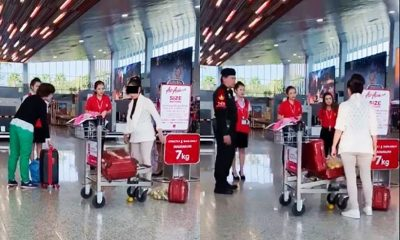 VIDEO: Woman has meltdown in Thai airport | The Thaiger