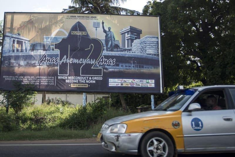 นักข่าวกาน่า เปิดโปงคอรัปชั่นวงการฟุตบอลแอฟริกา ถูกยิงตายข้างถนน   News by The Thaiger