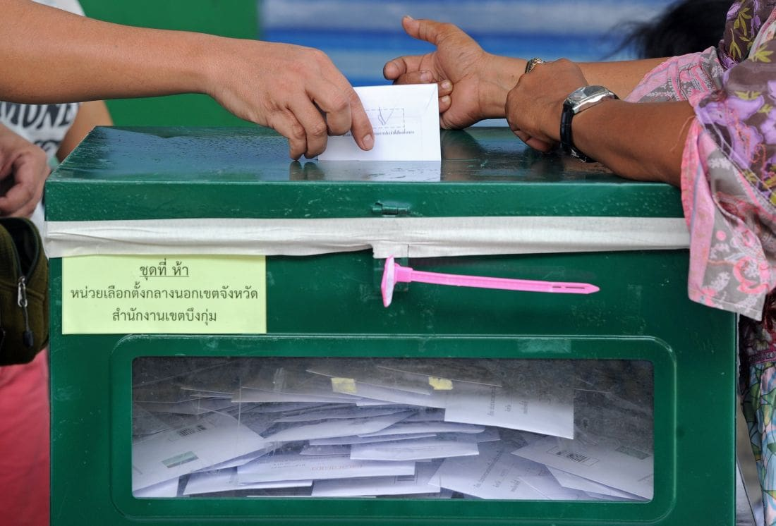 NCPO restrict social media and advertising in election campaign | The Thaiger