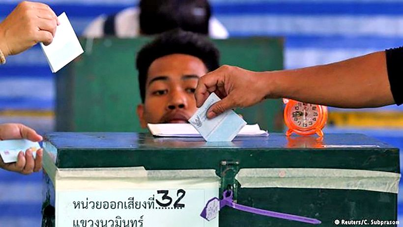 Here we go – Royal decree issued for Thai general election | The Thaiger