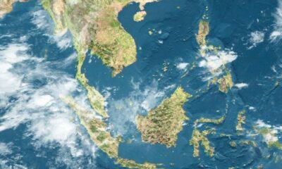 อากาศไทยวันนี้ – กรุงเทพฯ มีฝน บนดอยหนาวจัด คลื่นซัดสูงทะเลใต้ | The Thaiger