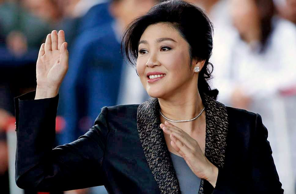 So long, farewell – Yingluck says goodbye to Thai politics | The Thaiger