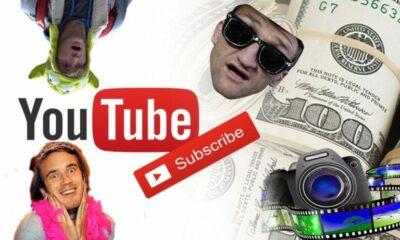 รวม 5 อันดับ ช่อง YouTube ที่มีคนกดติดตามมากที่สุดในโลก | The Thaiger