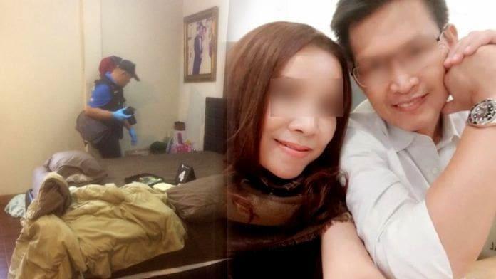 วาเลนไทน์เลือด! เมียหึง สายลึกลับโทรหาสามี ดร. ยื้อแย่งจนปืนลั่นปางตาย | The Thaiger
