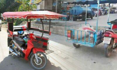 นทท.ร้อง ค่ารถโดยสารรถสามล้อพ่วงข้างเกาะลันตา แพงหูฉีก 2 กิโลเมตร 300 บาท | The Thaiger