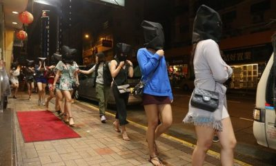จำคุก 8 เดือน หญิงฮ่องกงเจ้าของบาร์ สร้างเกมให้ลูกค้าจับนมสาวไทย   The Thaiger