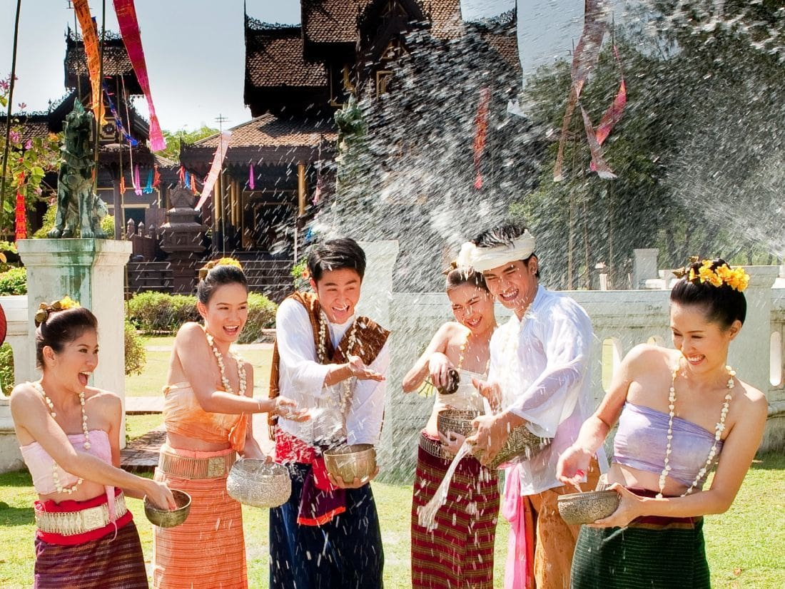 Songkran extended to a five day holiday this year | News by The Thaiger