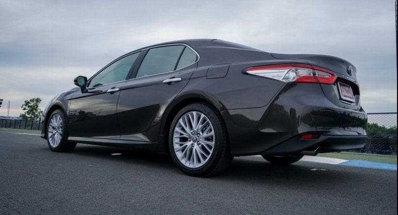 New Camry Hybrid provides luxury in a larger model with electric advantages | News by Thaiger