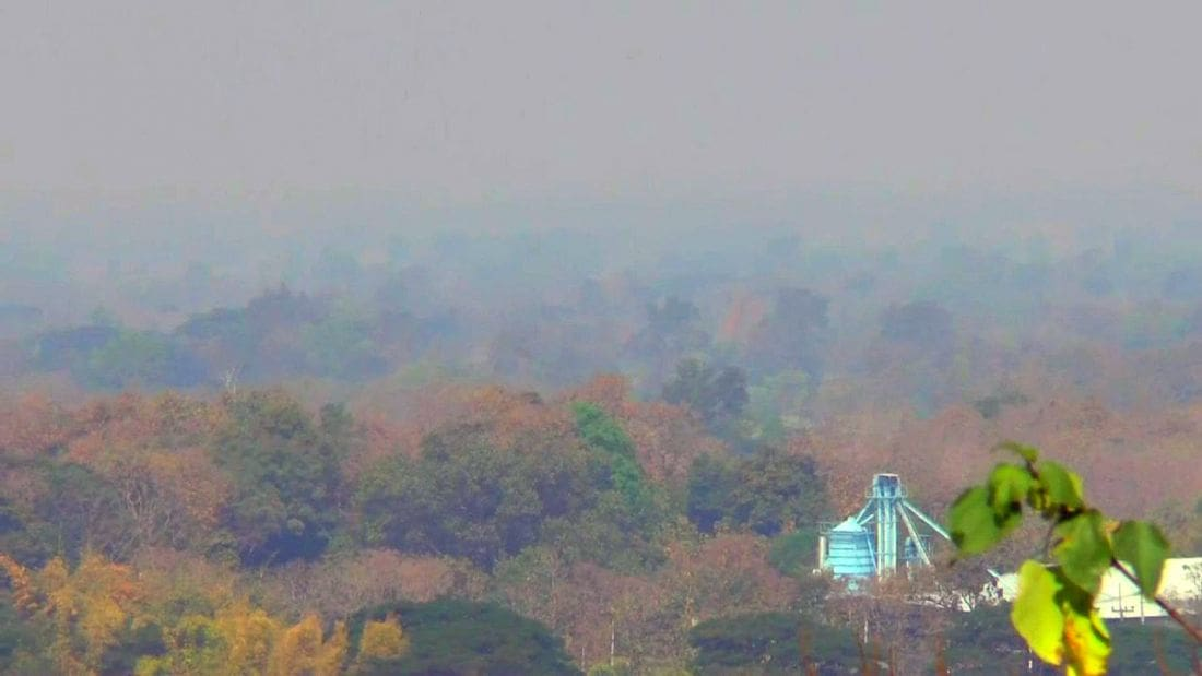 Chiang Mai: Third worst air-pollution in the world | News by Thaiger