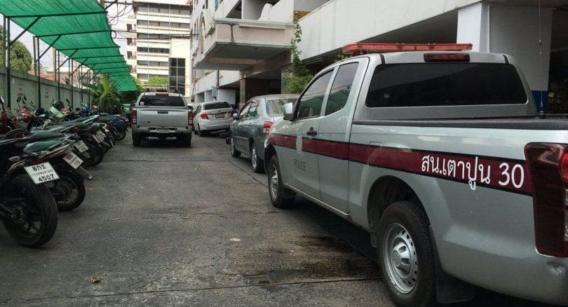 Chronically ill man jumps to his death from Bangkok apartment | The Thaiger