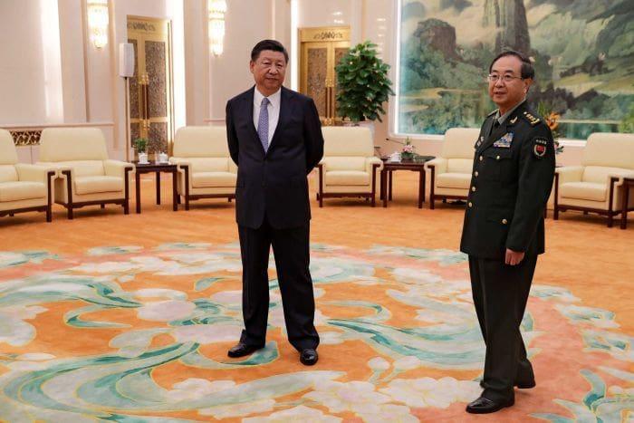 นายพลจีนถูกยึดทรัพย์และจำคุกตลอดชีวิต หลังร่ำรวยแบบไม่มีสาเหตุ | News by The Thaiger