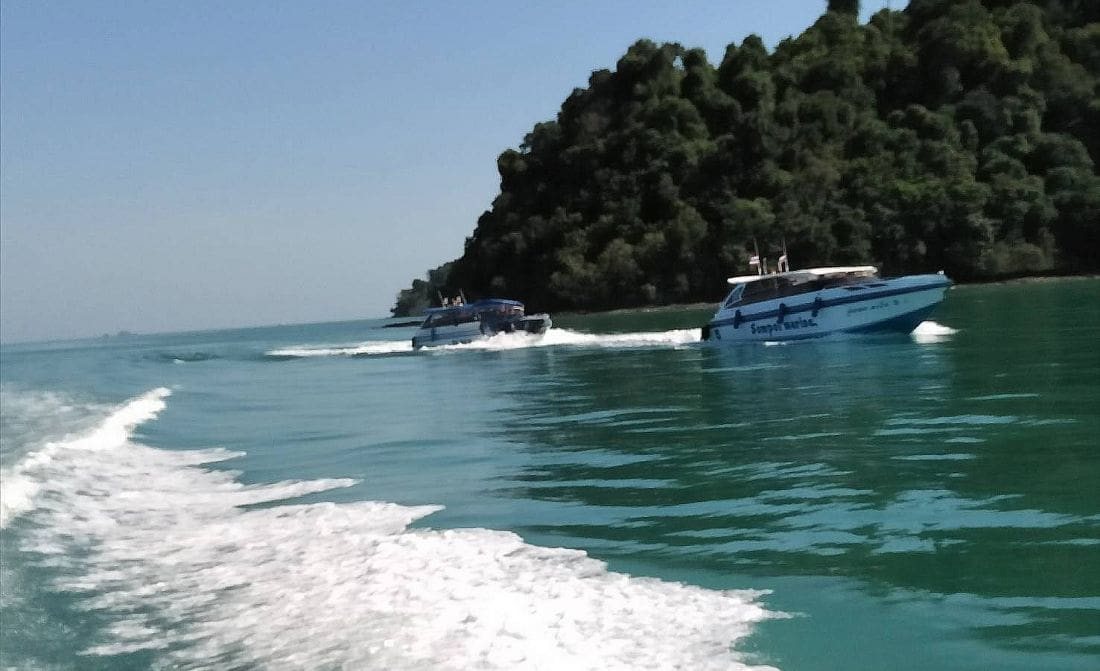 Twelve injured in boat accident off Phuket - PHOTOS | News by Thaiger