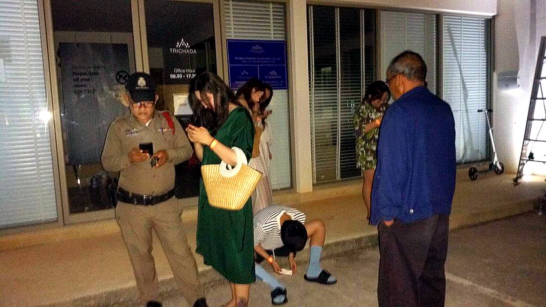 Phuket Police investigating attack on Chinese passengers by taxi driver | The Thaiger