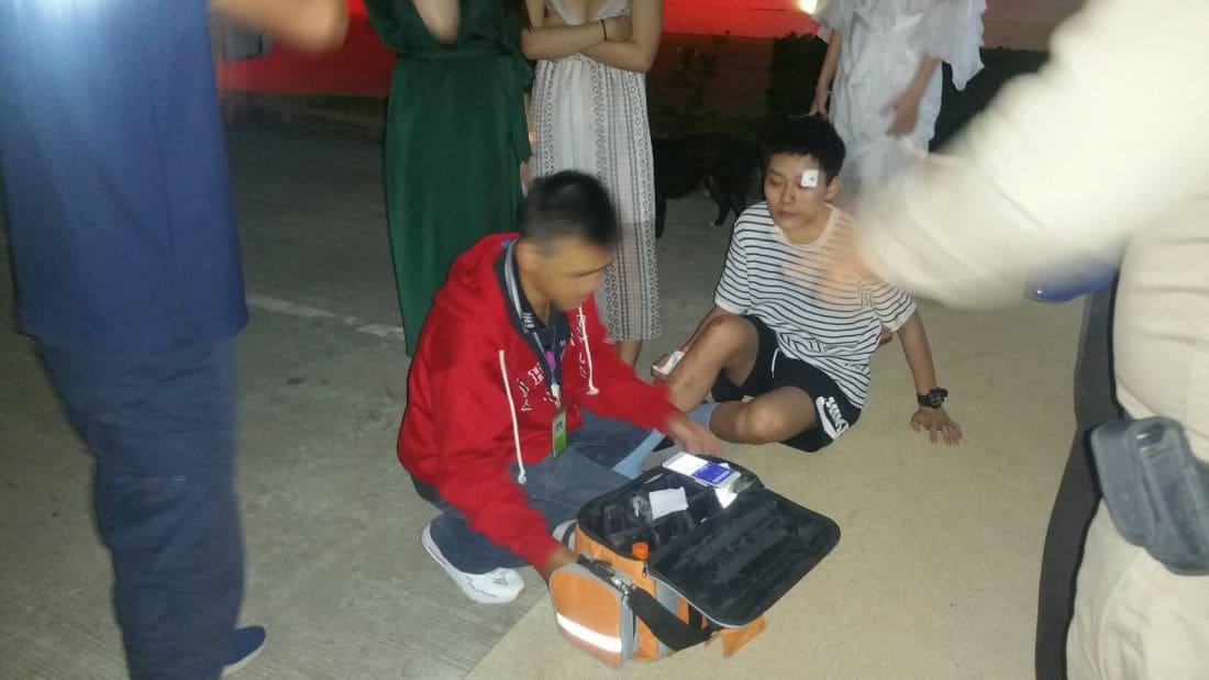Phuket Police investigating attack on Chinese passengers by taxi driver | News by The Thaiger