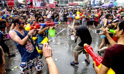 Songkran extended to a five day holiday this year | The Thaiger