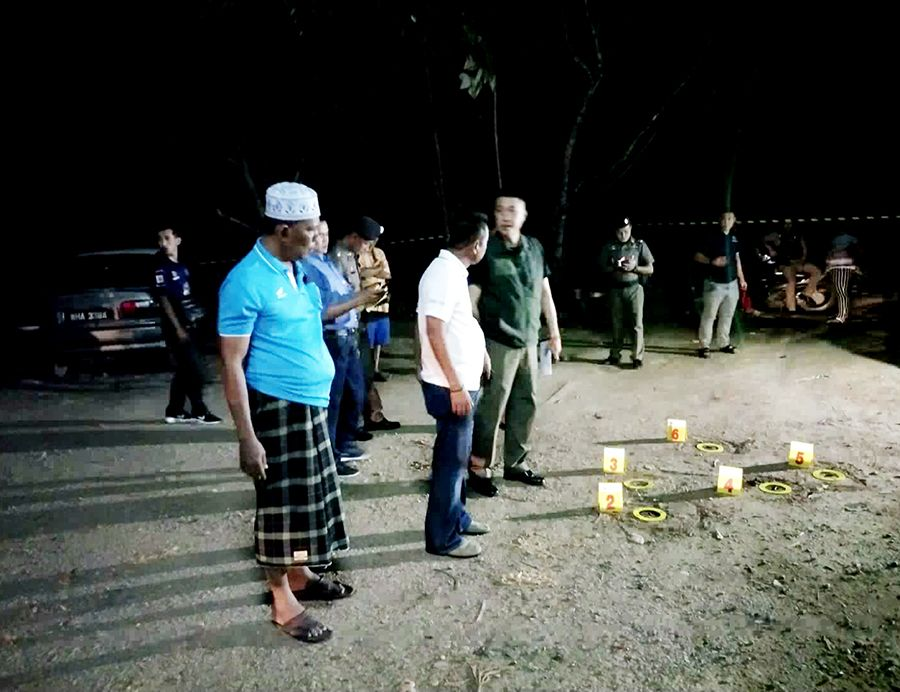 One dead, one injured in Narathiwat garage shooting | News by The Thaiger