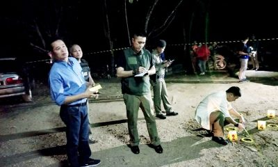 One dead, one injured in Narathiwat garage shooting | The Thaiger