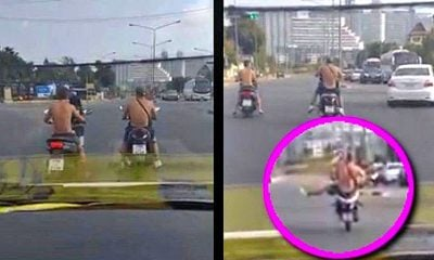 Foreign tourists being tracked down for driving dangerously in Pattaya | The Thaiger