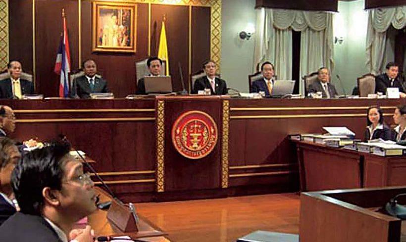 Thailand's Constitutional Court accepts case to dissolve Thai Raksa Chart | The Thaiger