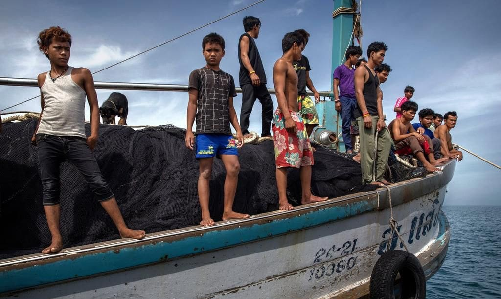 Thai fishing industry says new laws are 'unrealistic' | The Thaiger